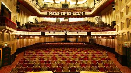 Savoy Theatre Picture