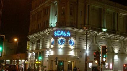Fotografía del club Scala