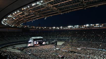 Stade de France concert