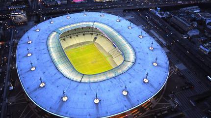 Stade de France night