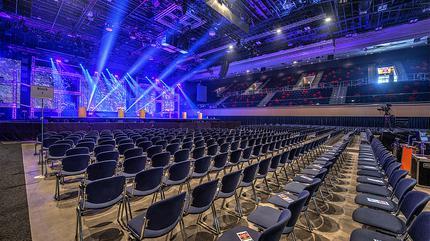 Stadthalle Rostock concert