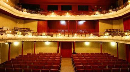 Fotografía del Teatro Círcol