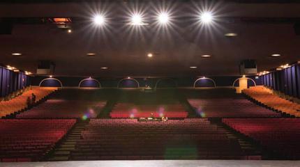 Teatro Galerias concierto