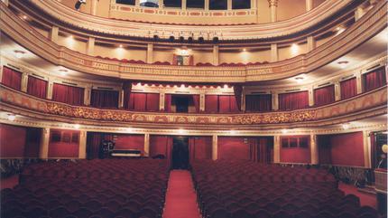 Fotografía del teatro Lope de Vega