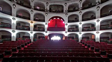 Foto del Teatro Principal de Puebla (México)