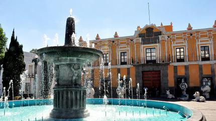 Eventos en el Teatro Principal de Puebla (imágenes)