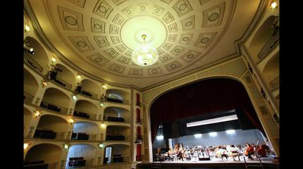 Conciertos en el Teatro Principal de Puebla (fotos)