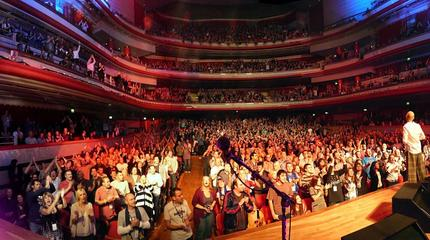 The Royal Concert Hall Nottingham