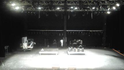 Teatro Lino ventura, fotos