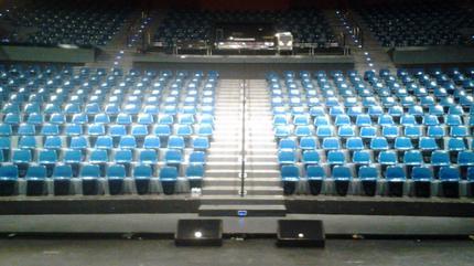 Fotografías del teatro Lino Ventura