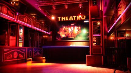Foto del theatro club en málaga
