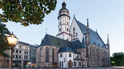 Thomaskirche Leipzig picture