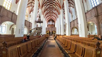Thomaskirche Leipzig Events