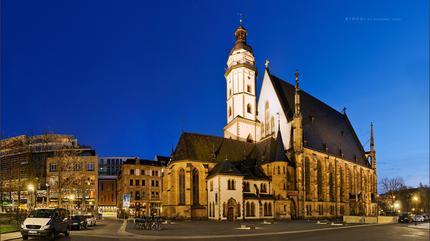 Thomaskirche Leipzig concerts in Leipzig