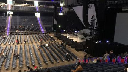 TUI Arena events