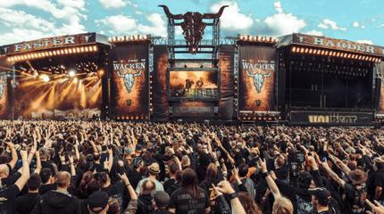 Wacken Open Air Gelände