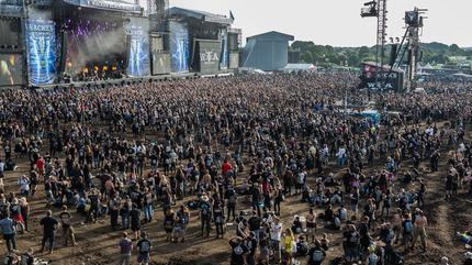 Wacken Open Air Gelände line up concerts