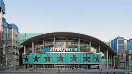 Foto del exterior del WiZink Center