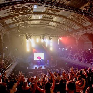 Concierto de Teddy Bears en Manchester