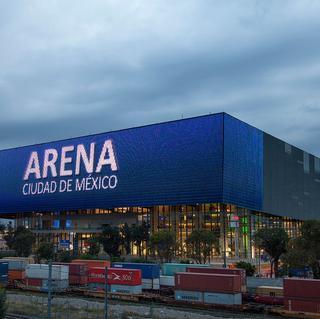 Concierto de Alberto Barros en Ciudad de Mexico