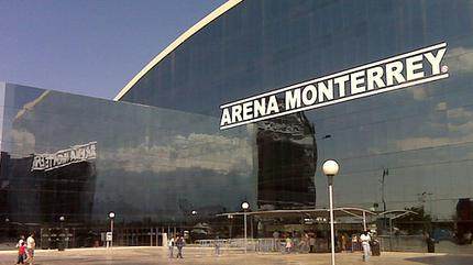 Concierto de Ricky Martin en Monterrey