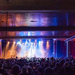 Konzert von Devin Townsend Project in Berlin