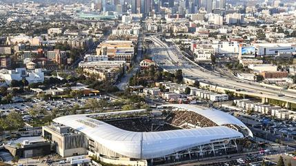 Konzert von System of a Down + Korn + Faith No More in Los Angeles