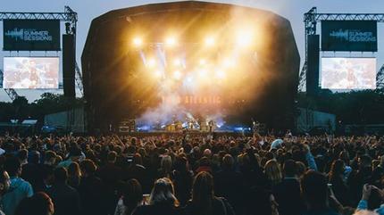 Concierto de Green Day en Glasgow