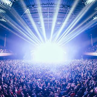 Jauz concert in San Francisco
