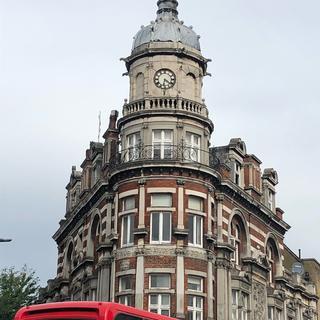 Concierto de 999 en Londres