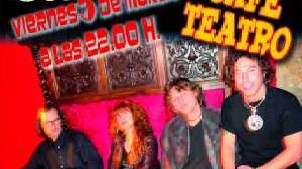 Ferrán Exceso concerto em Valladolid