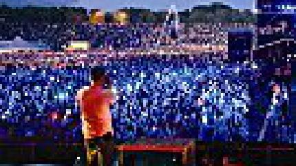 Rammstein concert à Stuttgart