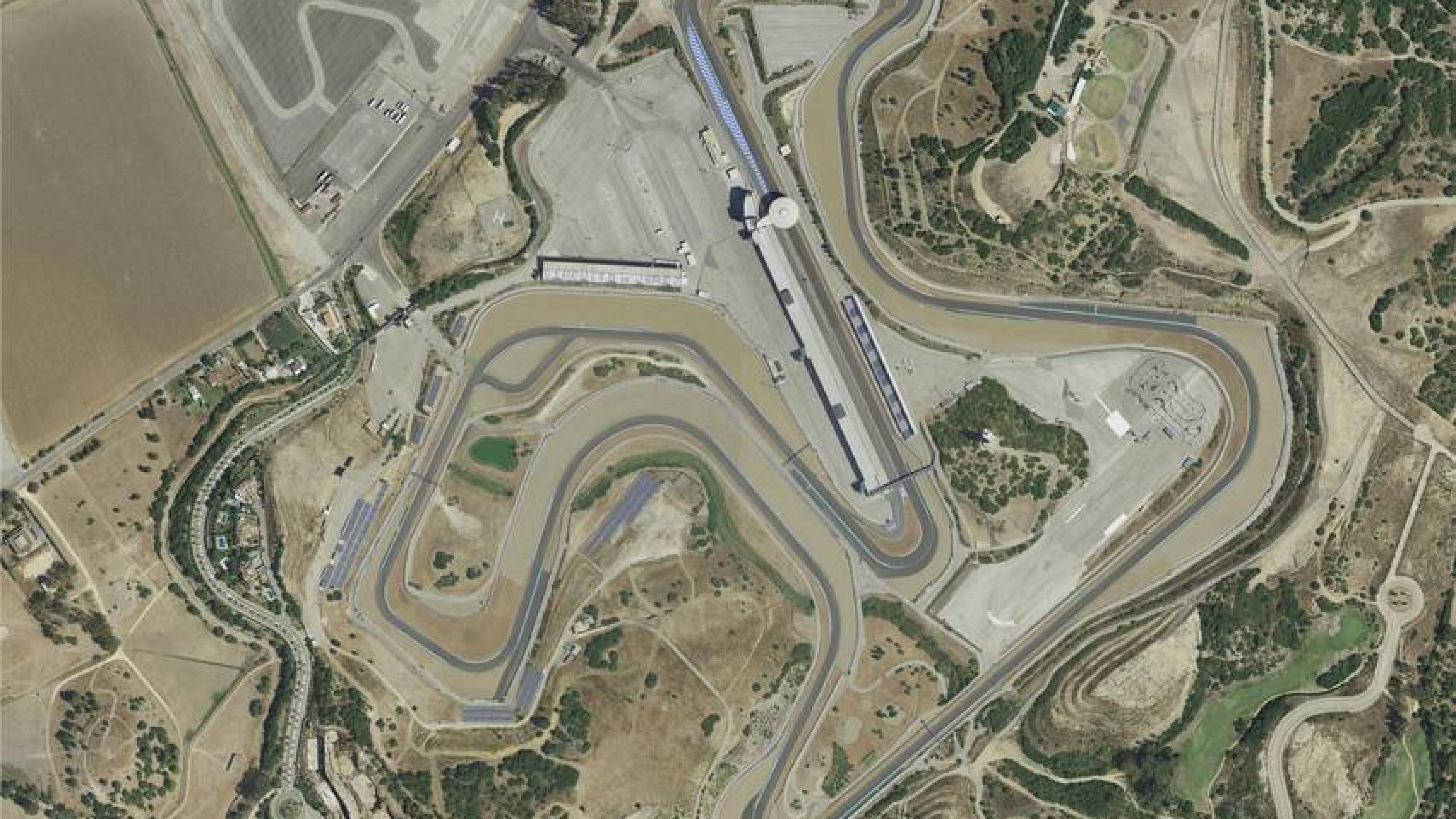 Circuito De Jerez : El circuito de jerez estrena pista exterior de karting y