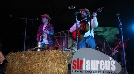 Sinsinati concert in Oviedo