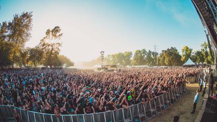 Concierto de Metallica en Sacramento