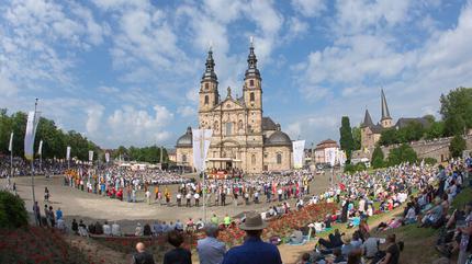 James Blunt concerto a Fulda