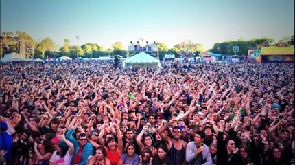 Konzert von My Chemical Romance in Chicago