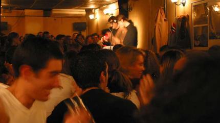 Concierto de Mundo Chillón en Barcelona