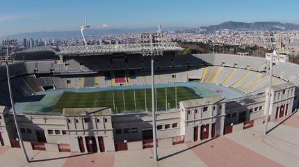Iron Maiden concert in Barcelona