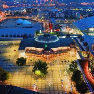 Concierto de Dieter Bohlen en Frankfurt del Meno