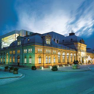 Concierto de Grigory Sokolov en Baden-Baden