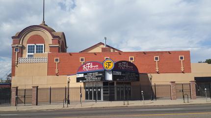 El Alfa concerto em Denver