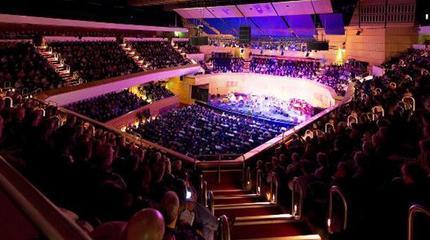 Concierto de Debbie Harry en Glasgow