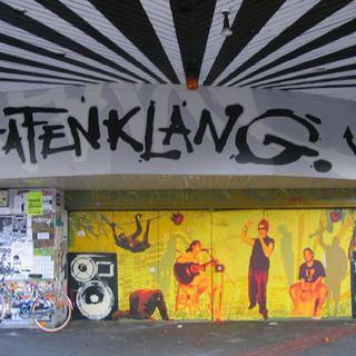 Zeltinger Band concerto em Hamburgo