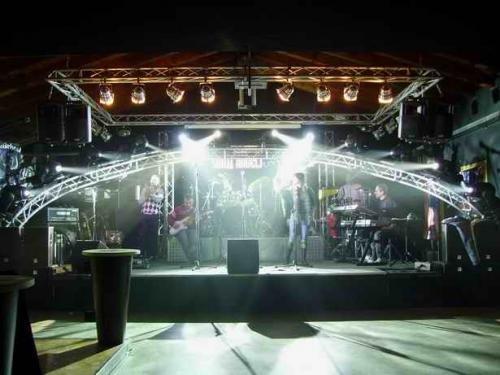 GionnyScandal concert in Turin