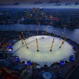 Concierto de Norman Connors en Londres