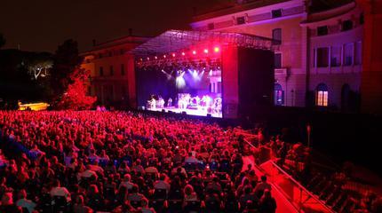 Konzert von Raphael in Barcelona