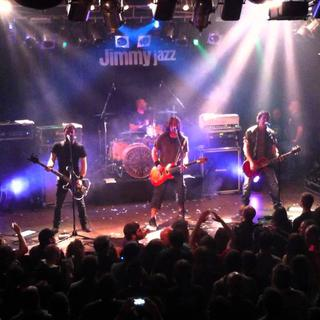 Concierto de Rock en Vitoria-Gasteiz