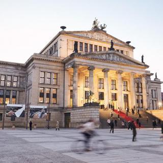 Konzert von Orchestre de Paris in Berlin