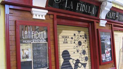 Concierto de Mundo Chillón en Madrid